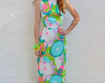 Bright Pop Dress
