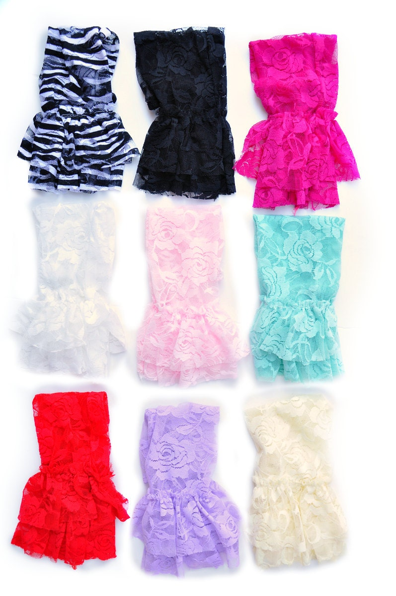 Leg warmers for small children, babies and infants. It will complete the outfit for your child to make your child standout everytime!