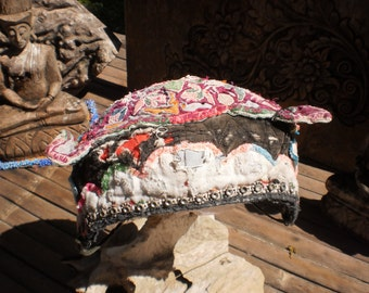 Hmong Vintage Baby Hats Beautiful,Old and Sweet Old Tribal Hat