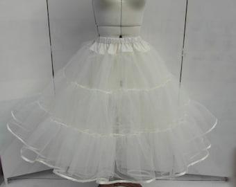 Alice 50s style net underskirt -2 layer