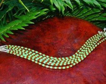 Ifa beads Ileke Ide Yoruba Bracelet of Ifa West African Initiation Beads Santeria Lucumi