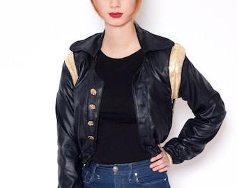 Matador Gold & Black Jacket Itamar Aharoni