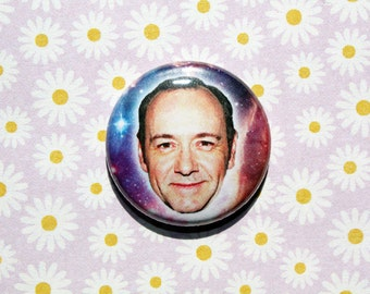 Kevin Spacey- One Inch Pinback Button magnet