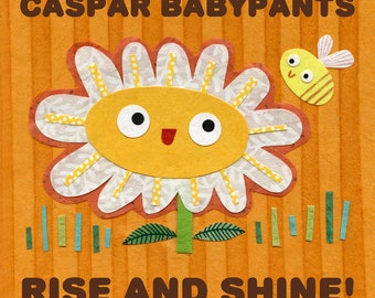Caspar Babypants, Rise and Shine