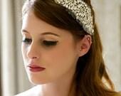 Crystal Bridal Headpiece, Rhinestone Hair Comb, Crystal Bridal Hair Accesories, Art Deco, Great Gatsby, Wedding Hair Piece - Style 308