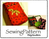 Sew Soft Notes pattern  pdf instant download