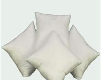 Pillow Forms, Pillow Inserts Choose your size