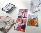 The Rabbit Tarot - Card Deck - Third Edition