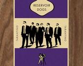 Reservoir Dogs Penguin Book Cover-inspired Print