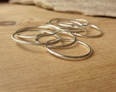 Better Together Rings - Sterling Silver
