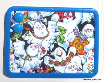 Ghost Clan Magnet Board, Magnet Magnetic Memo Bulletin Board, Halloween Decor, Magnetic Pin Board, Kitchen Decor