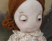 A little cloth doll named Daisy in sale