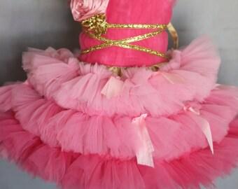 Girls PDF Flower Girl Dress Pattern 6-12-10