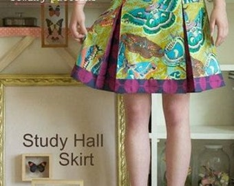 Study Hall Skirt - Anna Maria Horner - Sewing Pattern