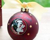 Florida State Logo Ornament