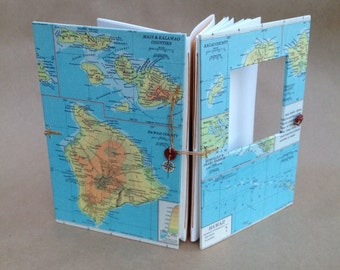 Hawaii Travel Journal Notebook - Made to Order for You - Honeymoon Journal