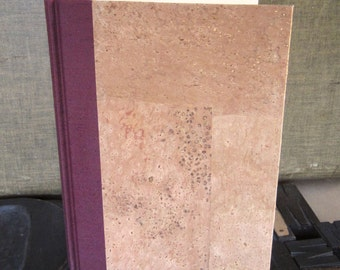Wine Journal - Large with Cork Paper