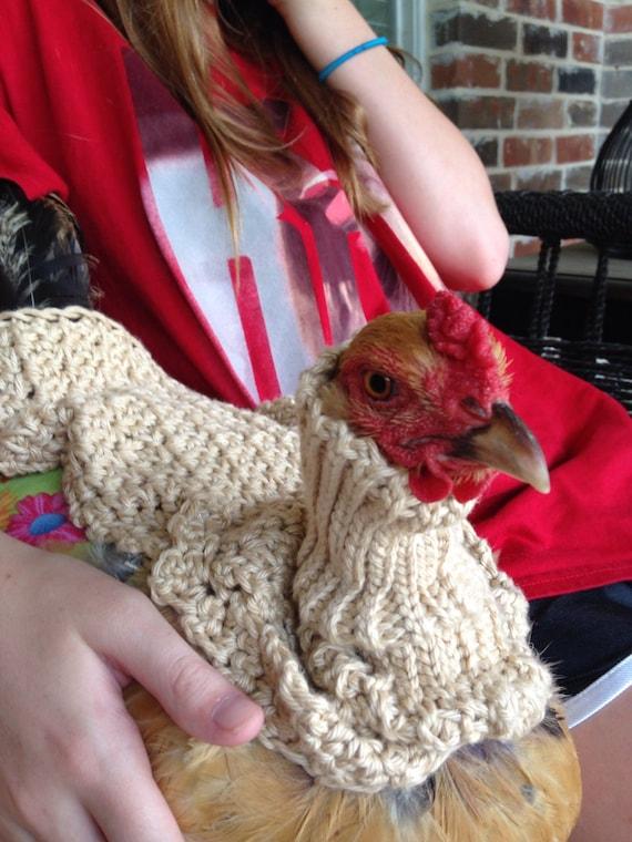 Knitting Pattern Hen Jumpers : Chicken Sweater Chickens Hens Sweaters crochet Turtleneck
