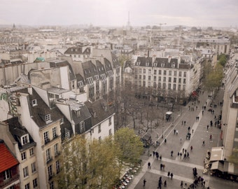 Vrai - Paris 81 - Paris Art Print, Paris Landscape Photography by Leigh Viner