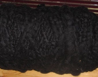NEW EXTREME Yarn Thick and Thin, Deepest Jet Black