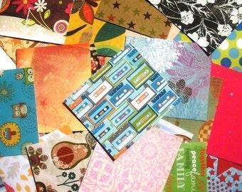Scrappers Sampler - Scrapbooking Paper Pack