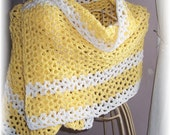 Crochet PRAYER Shawl..to BLESS and COMFORT Someone with a Need