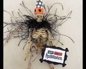 A Creepy Halloween Ornament Halloween Decoration