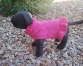Rose Chihuahua Sweater xx Small