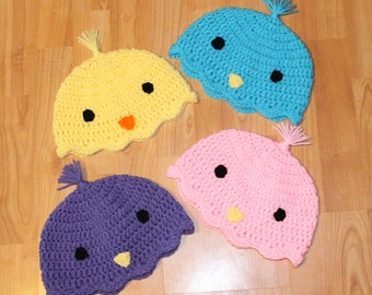 Spring Chick Beanie - All Sizes and Colors