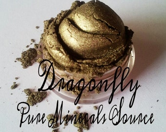 Dragonfly Eye Shadow, Vegan, Gluten Free, Chemical Free