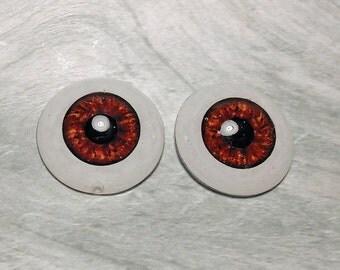 50-off 30mm AD eyes color Mahogany