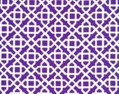 LAMINATE Periwinkle Honey Child fabric