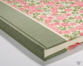 Photo Album Spring Maple Leaves - Perfect for Wedding, Scrapbook or Guest Book
