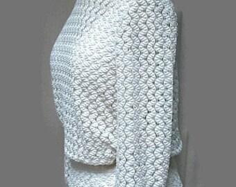Vintage Ivory Lace 2-Piece Dress