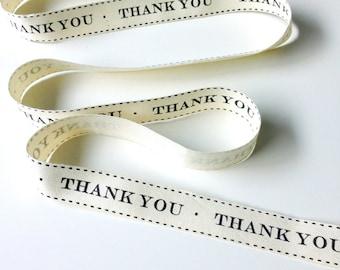 thank you ribbon