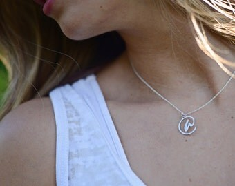 New - @ Symbol Necklace