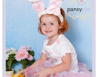Toddler Girl Easter Outfit Toddler Easter Outfit Easter Bunny Tutu Set Toddler Bunny Ears 2T 3 4 Year