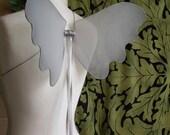 Grey Misty Fairy Wings - Adult Fairy wings