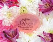 Rose Soap from the Flower Garden