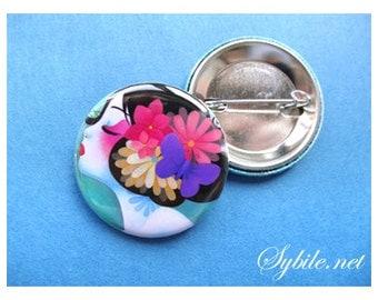 Button Annabelle