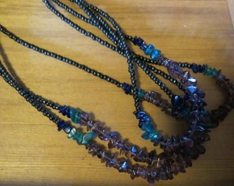 Isabelle Beaded Necklace