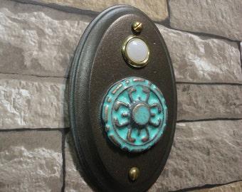 Spanish Revival / Tuscan Mediterranean Doorbell