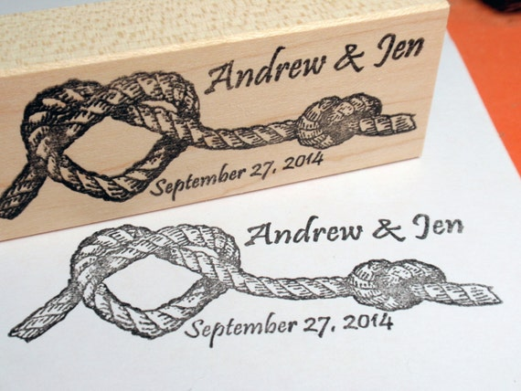 Save the date wedding rubber stamp tie the knot rubber stamp for Wedding dress rubber stamp