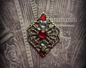 Scarlet Diamond Bindi