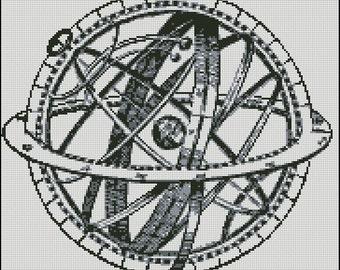 Armirally Sphere cross stitch pattern No.764