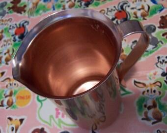 sweet little aluminum pitcher