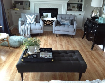 Create Your Own Ottoman, Your Fabric Your Style... by Custom Ottoman Designs