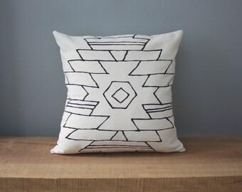 """18"""" Organic Cotton Pillow - Southwest Collection- ARIZONA - housewares"""