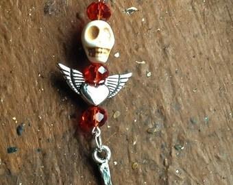 Daryl Dixon TWD Walking Dead Necklace Norman Reedus