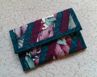 Quilted Coin Purse (CP117)
